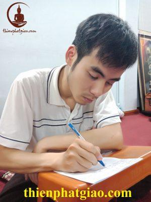 Về tâm thức khi học thiền thì Minh Định thấy có những nhận thức mới về cuộc sống hơn.