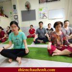 Tin Vui: Lớp Khí Công Chữa Bệnh Khai Giảng Tại 79 Mai Hắc Đế – Hà Nội